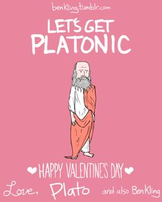 Portrait #Valentines by Ben Kling - Rene Descartes, Plato, Sir Isaac Newton, Sigmund Freud, Napolean, Ayn Rand, Immanuel Kant, Edgar Allen Poe, various assorted dictators, and many more. Great resource.