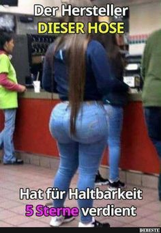 Der Hersteller dieser Hose hat für Haltbarkeit..