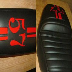 Custom motorcycle seat #CustomMotorcycle #DiversityCycles Diversity-Cycles.com