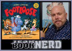 Tim Bowers Illustrator Interview ~ Jean BookNerd