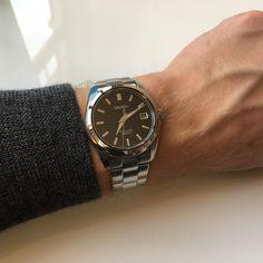 [Seiko Sarb033] Got my first watch today