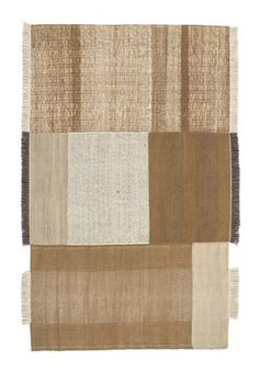 Tres Ochre - Rug from Nanimarquina Tres Collection
