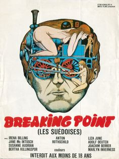 Breaking Point, 1975 - French poster