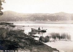 Tales of Big Bear Lake CA - Early stories of Big Bear Lake and Big Bear City CA.