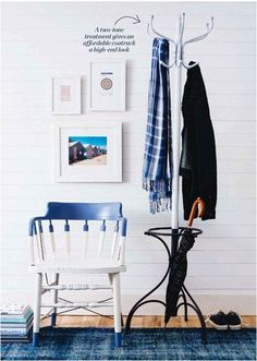 More DIY Inspiration: Dipped Furniture Legs — Style-Edition Dipped Furniture, Furniture Legs, Vintage Furniture, Painted Furniture, Home Furniture, Furniture Stores, Furniture Outlet, Discount Furniture, Weekend Projects