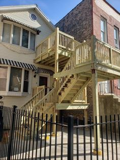 Porch, Sweet Home, Stairs, Home Decor, Balcony, Stairway, Decoration Home, House Beautiful, Room Decor