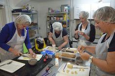 sjokcake workshop beginners juli14
