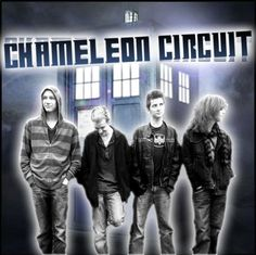 Chameleon Circuit is a really great band!