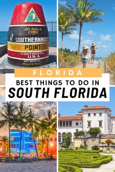 Why is South Florida the best vacation spot for you? Usa Travel Guide, Travel Usa, Travel Guides, Travel Advice, Travel Tips, Cool Places To Visit, Places To Travel, Travel Destinations, Places To Go