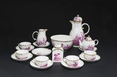 A Fürstenberg part-tea and coffee service, circa 1760-65 | Lot | Sotheby's