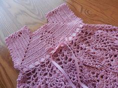Vestido de Piñas Crochet parte 2 de 3 - YouTube