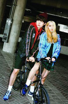 Ahn Jae Hyun for Puma Korea Fall 2014 campaign