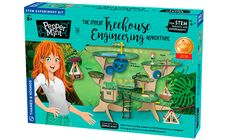 Science Kits : Pepper Mint in the Great Treehouse Engineering Adventure
