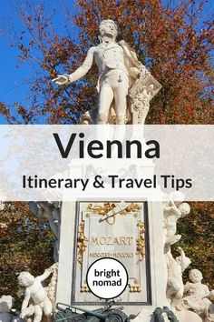 Two Days in Vienna - Full Itinerary & Useful Travel Tips Europe Destinations, Places In Europe, Best Places To Travel, European Travel Tips, Europe Travel Guide, Travel Guides, European Trips, Austria Travel, France