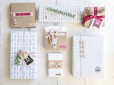 4 ideas para envolver regalos de Tea on the moon, en www.muymolon.com. #mrwonderful #ideas #wrapping #christmas