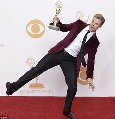 Such an amazing dancer. And singer. And musician. And teacher. And actor. And choreographer.  And person!!  #LoveDerekHough