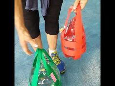 The Water Lady Water Bottle Strap  Carriers