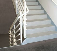Best High Rise Stairwell Google Search Spatial Lighting 400 x 300