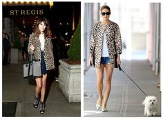 9 Leopard Print Coat, Dresses With Sleeves, Classy, Long Sleeve, Fashion, Moda, Sleeve Dresses, Chic, Long Dress Patterns