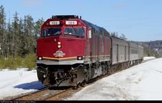 CN/Algoma Central's 632 heads Southbound out of Hawk Junction in its final weeks of operation