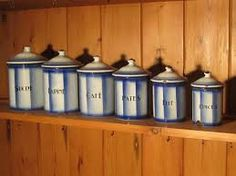 antique french canisters - Google Search