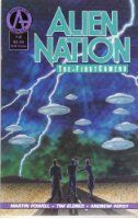 Alien Nation,The Firstcomers # 4(of 4)