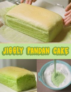 Today, Pufflova is gonna be making a jiggly pillowy Pandan Sponge Cake that has been so popular. It is so fluffy and melt in your mouth like a cotton. Some people call it ogura, cotton cake, etc. You can use different kind of flavor like chocolate paste or even use only vanilla. I hope you give this recipe a try.
