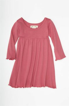 Peek Little Peanut Long Sleeve Dress (Baby) available at #Nordstrom