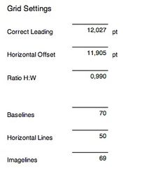 Grid Systems : Calculate grids for layouts in InDesign with the help of the Easy Grid Calculator