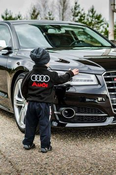 Teach your kid to love cars, and he will have no money for wrong. More