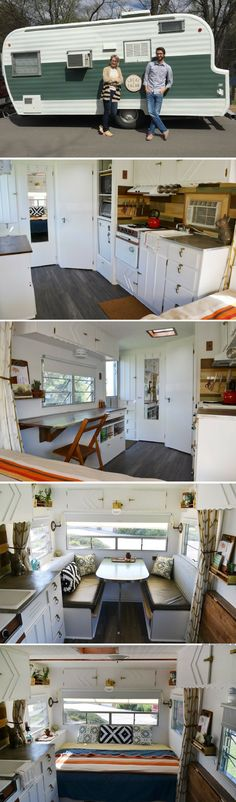 Elsie: a 120 sq ft home made from a remodelled trailer