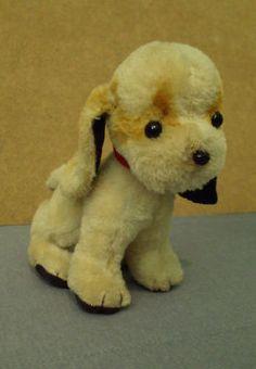 The puppy Steiff