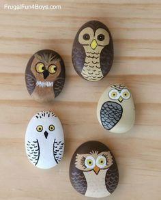 Cómo pintar piedras a mano: miniguía inspiradora