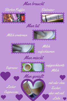 Melitta Mein Cafe Dark Roast Bosch MaxoMixx Lecker Cappuccino mit Milchschaum #kgboschmaxomixx
