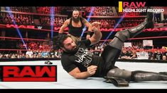 RAW HIGHLIGHT RECORD : Strowman lays out his Survivor Series teammates-WWE RAW 7TH 11/2016