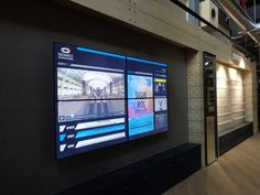 QMAGINE - Digital Signage Software by PARTTEAM & OEMKIOSKS    What an amazing software for Displays, Videowalls and Digital Billboards    See more at www.qmagine.com     #partteam #qmagine #oemkiosks #signage #digital #videowall #billboard #indoor #interactive