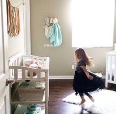 Tapete pelo alto quarto bebê