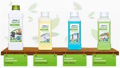A melhor limpeza de sua casa e superfícies, produtos concentrados e biodegradáveis!. Economia e proteção ao meio ambiente em toda a linha de cuidado com a casa.