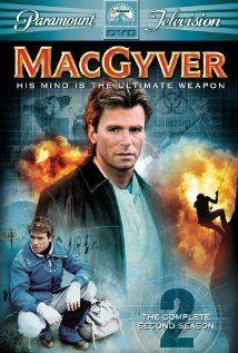 MacGyver Season 2 DVD