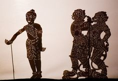 Shadow Puppets by See Reeves, via Flickr