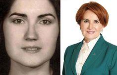 Yıllar siyasileri böyle değiştirdi | GAZETE VATAN GALERİ