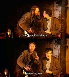 Aahhahah the doctors face!!!! XD XD