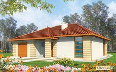 Casa la parter Ola G1 II Home Fashion, House Plans, Cabin, House Styles, Car Garage, Home Decor, Decoration Home, Room Decor, Cabins