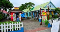 De Chattel Village in St. Lawrence Gap, Barbados Have you ever been there? If you our culture, beaches, people and our island, then become a fan of Beautiful Barbados