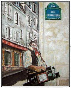 Home de musiqe rue Mouffetard