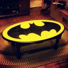Batman coffee table
