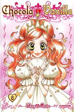 Sugar Sugar Rune manga