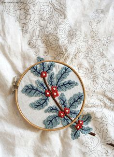 Embroidery2011 : yumiko higuchi