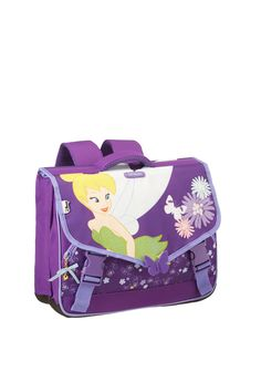 Disney Wonder - TinkerBell Schoolbag #Disney #Samsonite #TinkerBell #Travel #Kids #School #Schoolbag #MySamsonite #ByYourSide