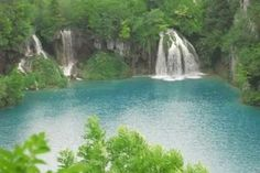 le Parc National des Lacs de Plitvice  sur charlotteblablablog